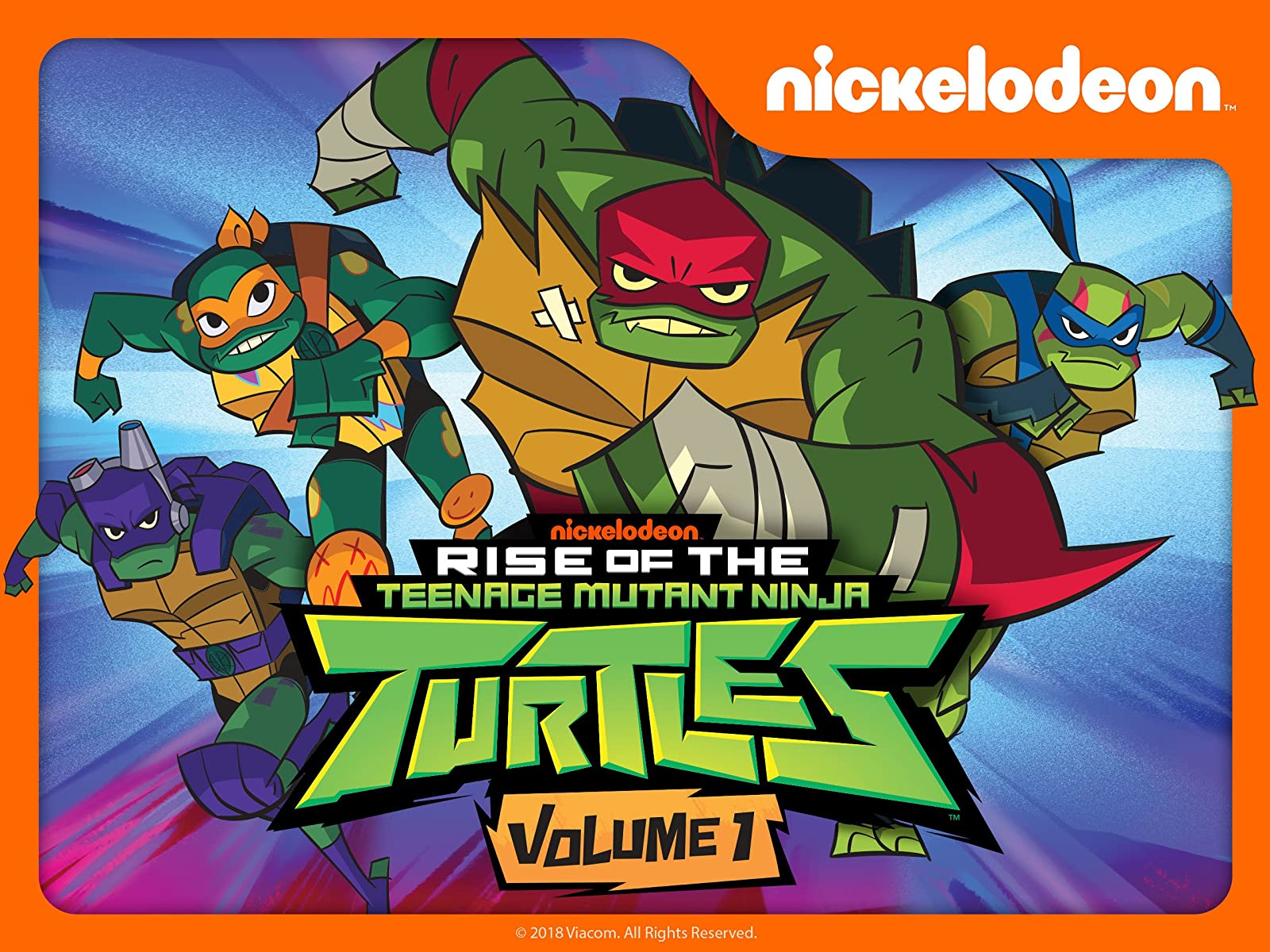 Watch Teenage Mutant Ninja Turtles | Prime Video