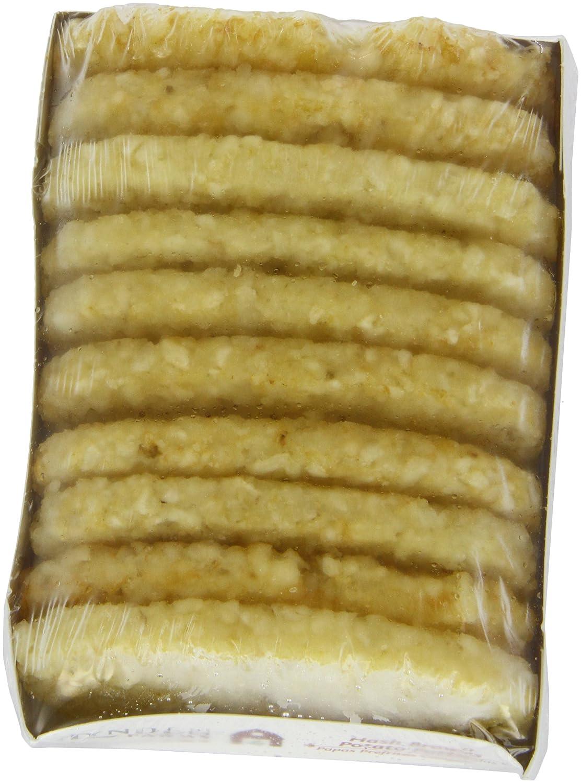 Amazon.com : Lynden Farms Potato Patty 10 Pk, 22.5 oz (Frozen) : Frozen Hash Brown Potatoes : Grocery & Gourmet Food