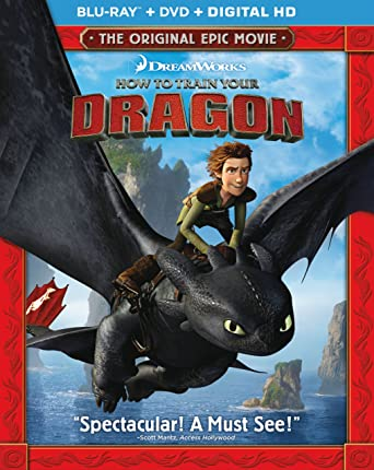 Amazon how to train your dragon blu ray dvd digital hd how to train your dragon blu ray dvd digital hd ccuart Images