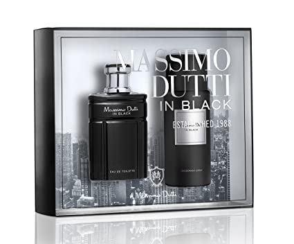 Massimo Dutti 46853 - Eau de toilette 100 ml + desodorante 150 ml