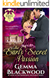 The Earl's Secret Passion (Scandals of Scarcliffe Hall Book 1)