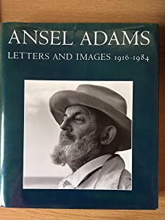 ansel adams letters images 1st edition