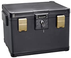Honeywell 1108 1 Hour Waterproof Fire Safe Chest Review