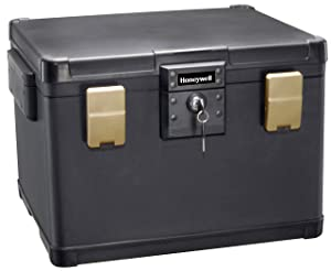 7. Honeywell 1108 Large File Safe Chest