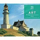 Art: 365 Days of Masterpieces 2020 Desk Calendar
