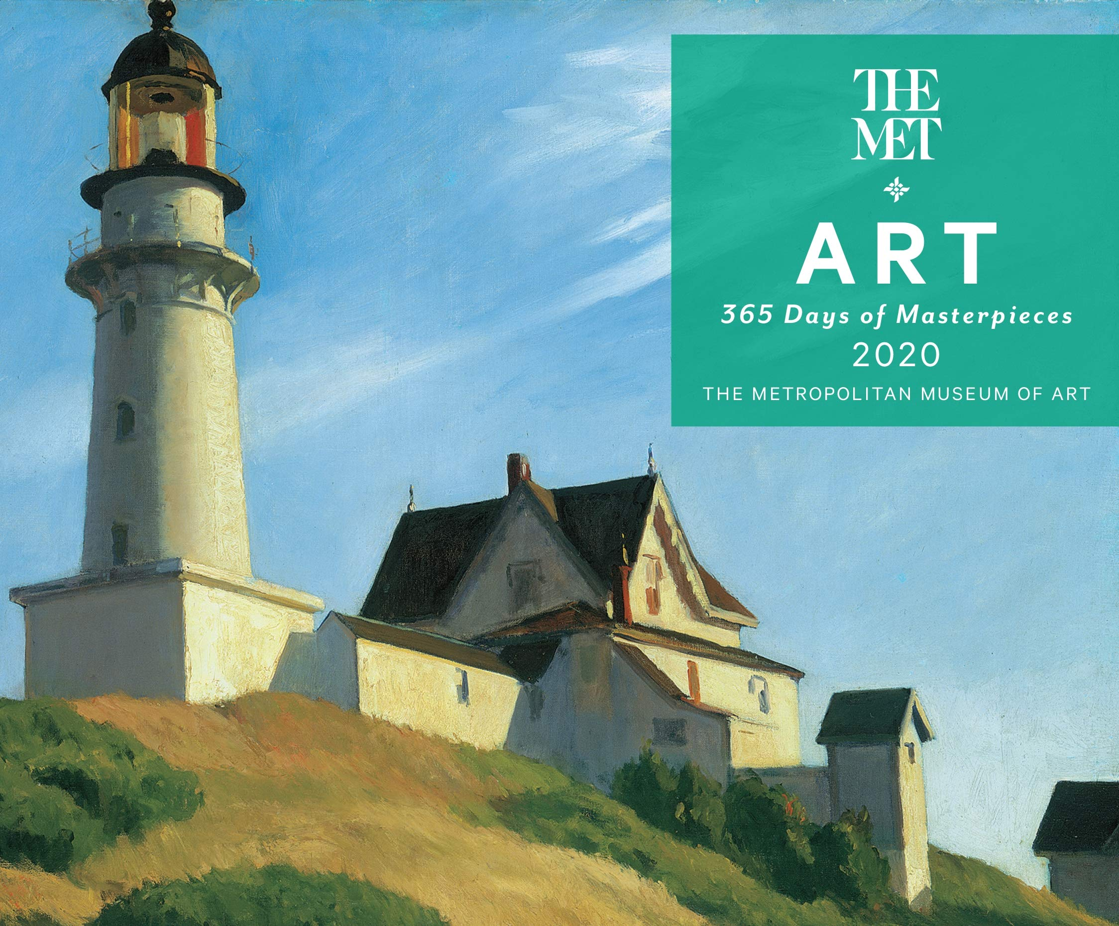 Art 365 Days Of Masterpieces 2020 Desk Calendar The Metropolitan Museum Of Art 9781419737794 Amazon Com Books