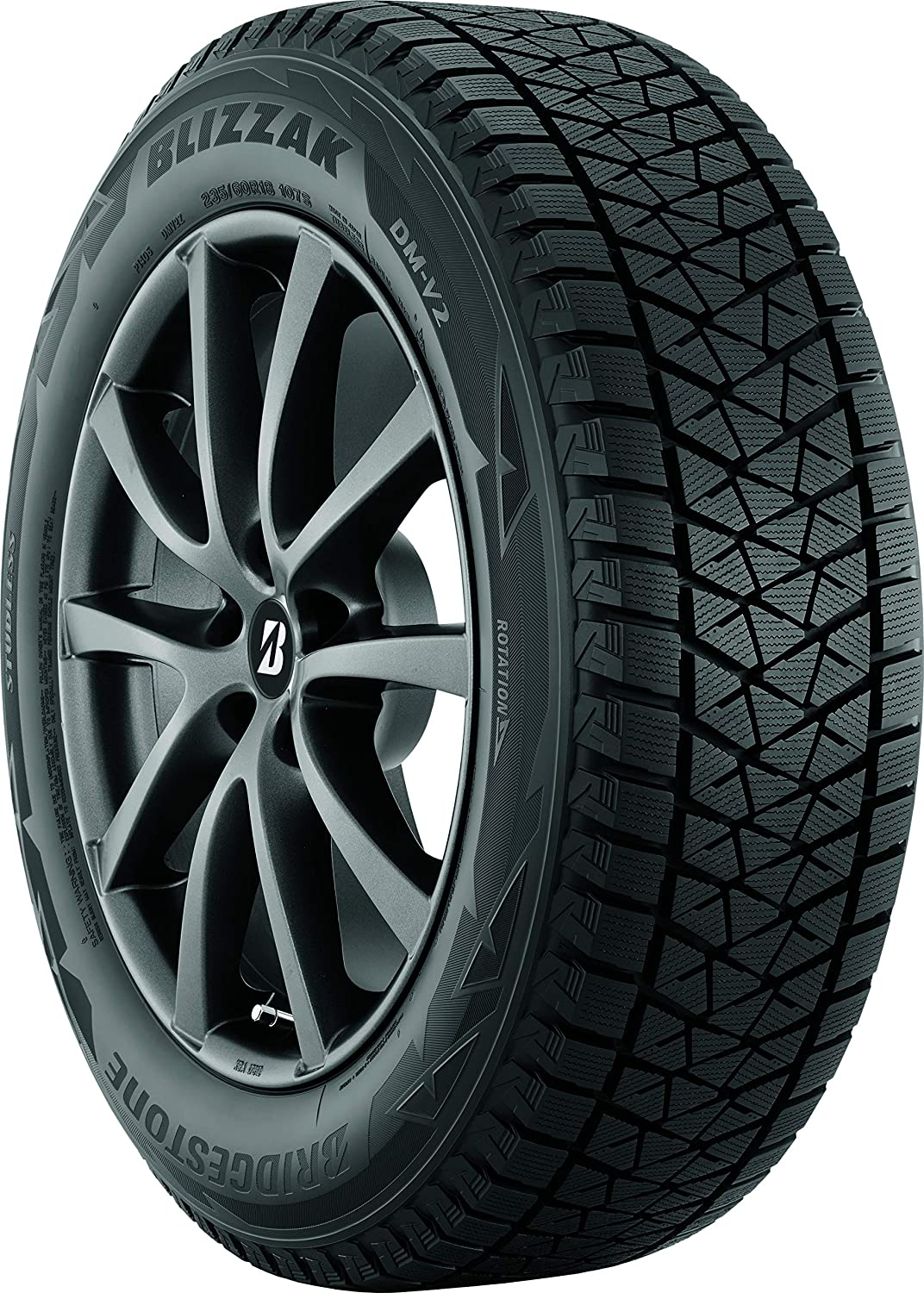 Bridgestone Blizzak DM-V2 Winter SUV Tire