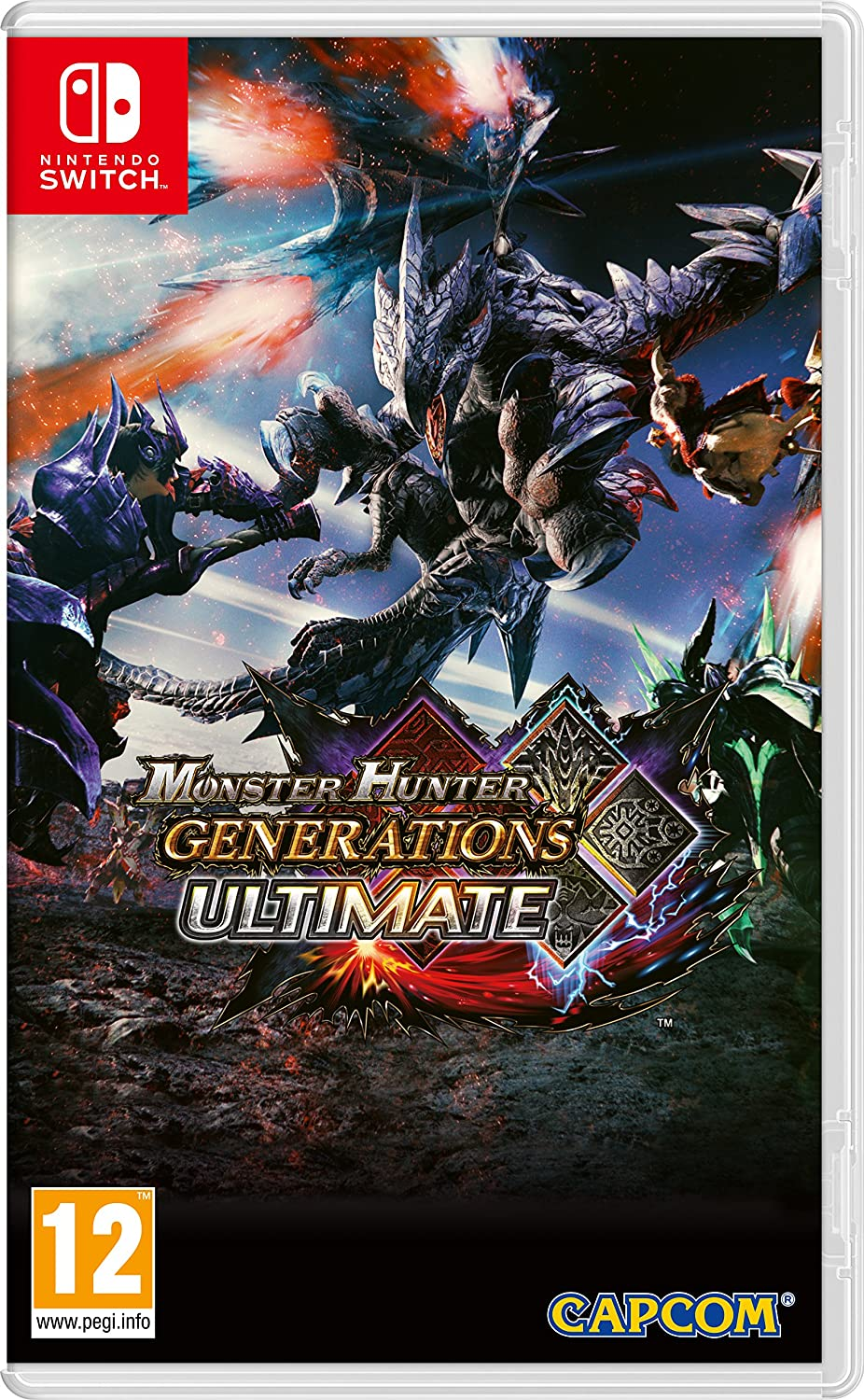 Monster Hunter Generations Ultimate - Edición Estándar