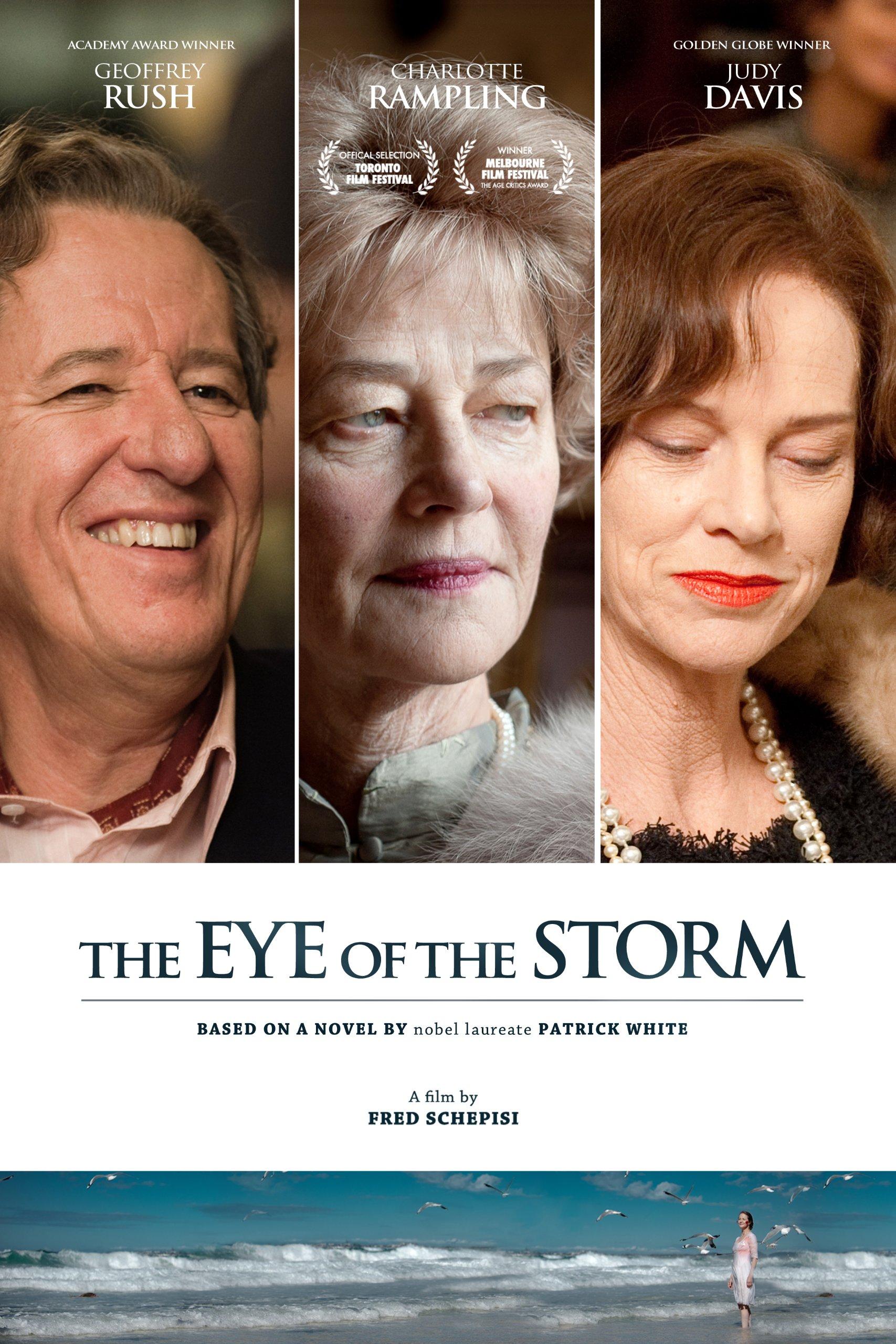 The Eye Of Storm Geoffrey Rush Charlotte Rampling Davis Judy Alexandra Schepisi Amazon Digital Services Llc