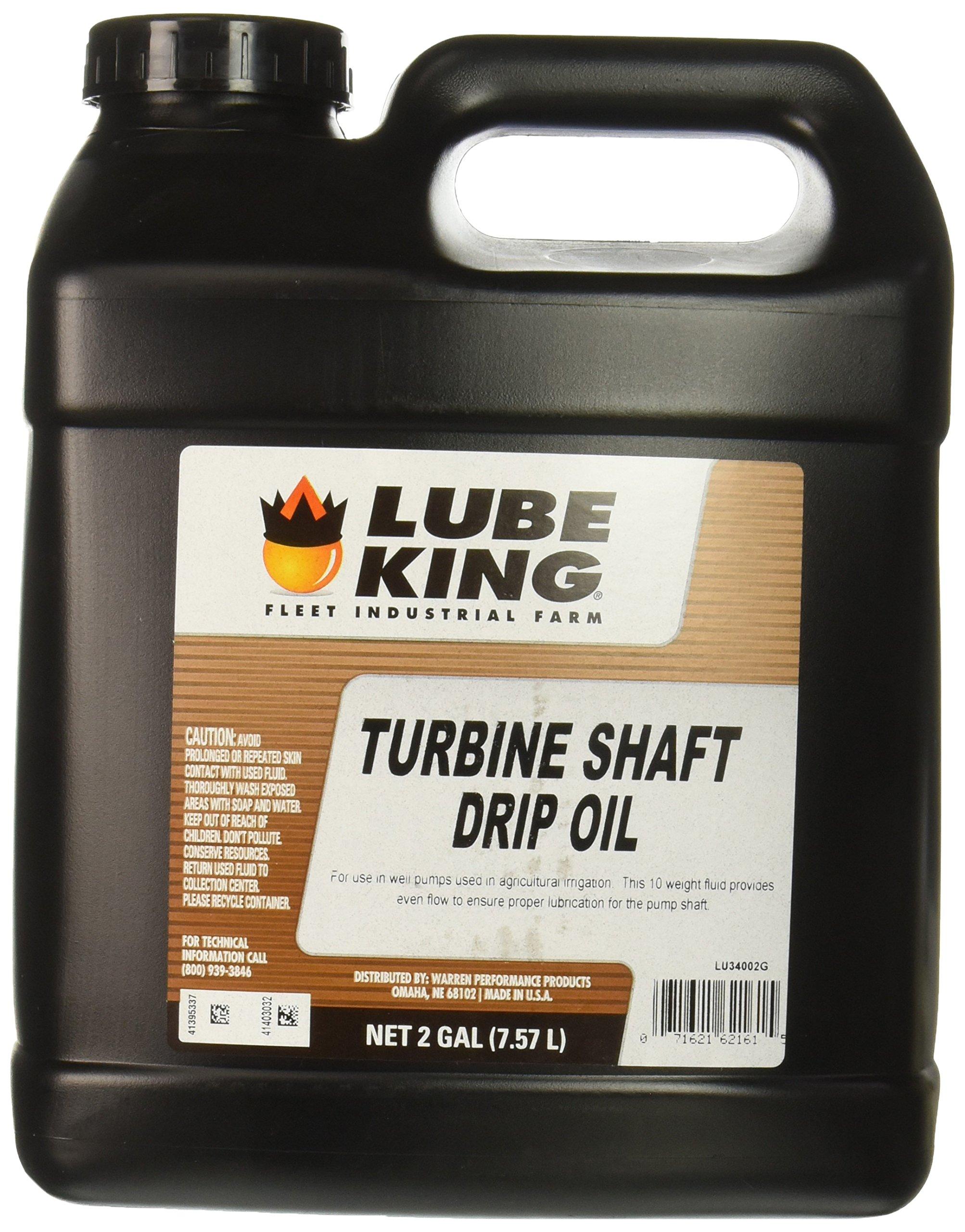 WARREN DISTRIBTUTIO LU34002G 2 gallon 10W Irrigate Drip Oil