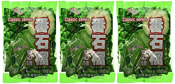 Top 8 Chinese Apple Candy