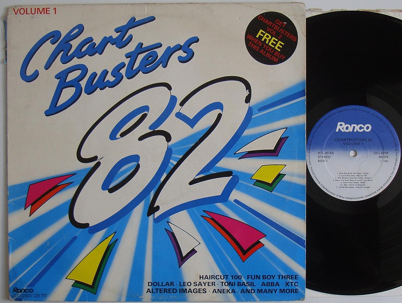 Compilation Ronco Compilation Ronco Chartbusters 82 Vol 1