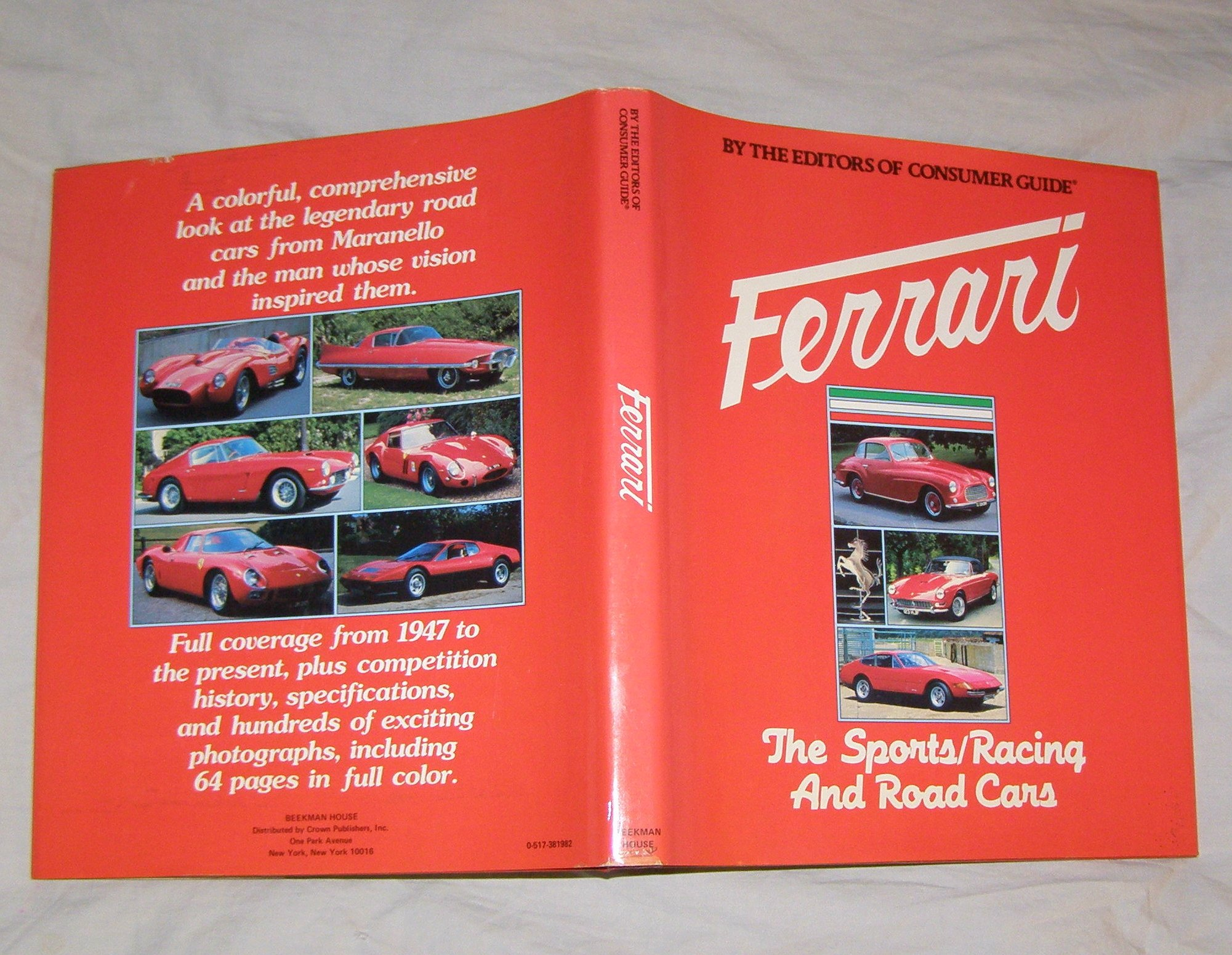 Ferrari : The Sports/Racing and Road Cars