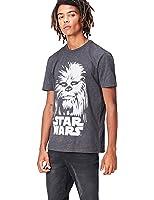 FIND T-shirt Star Wars 'Chewbacca' Uomo