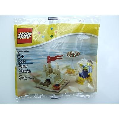 LEGO 40054 Summer Scene (1, Small): Toys & Games