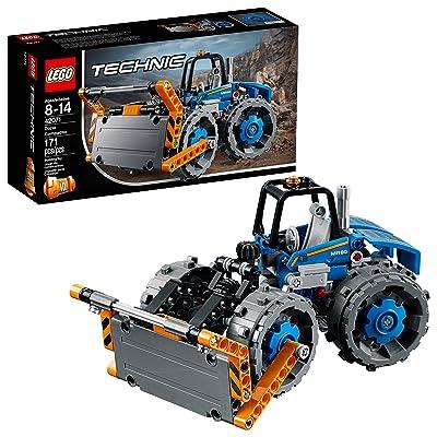 LEGO Technic Dozer Compactor 42071 Building Kit (171 Pieces): Toys & Games
