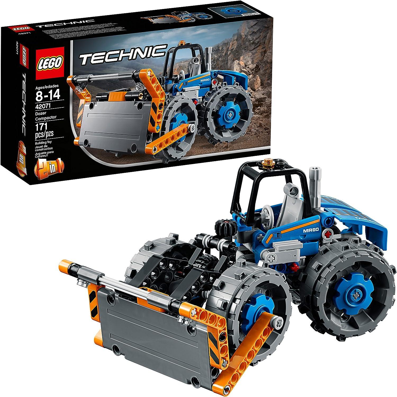LEGO Technic Dozer Compactor 42071 Building Kit (171 Pieces)