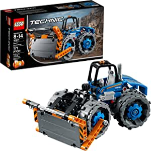 LEGO Technic Dozer Compactor 42071 Building Kit (171 Pieces) (Discontinued by Manufacturer)