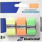 Babolat My Overgrip X3 Accesorio Raqueta de Tenis, Unisex Adulto