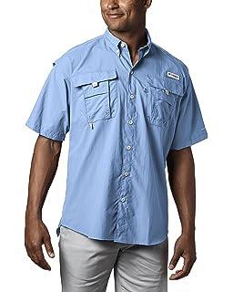 fb32216b Amazon.com: Columbia Men's Tamiami II Short-Sleeve Shirt: Clothing