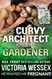 The Curvy Architect and the Gardener (He Wanted Me Pregnant! Book 17)