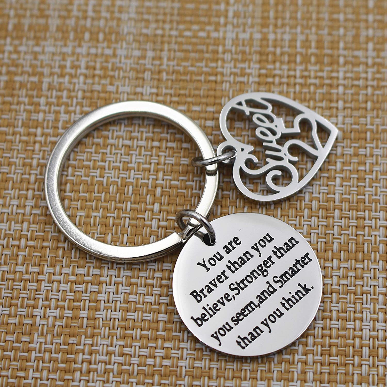Birthday Jewelry Gift Happy Birthday Keychain Inspirational Gifts For Birthday
