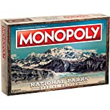 Monopoly National Parks 2020 Edition | Featuring Over 60 National Parks from Across The United States | Iconic Locations Such