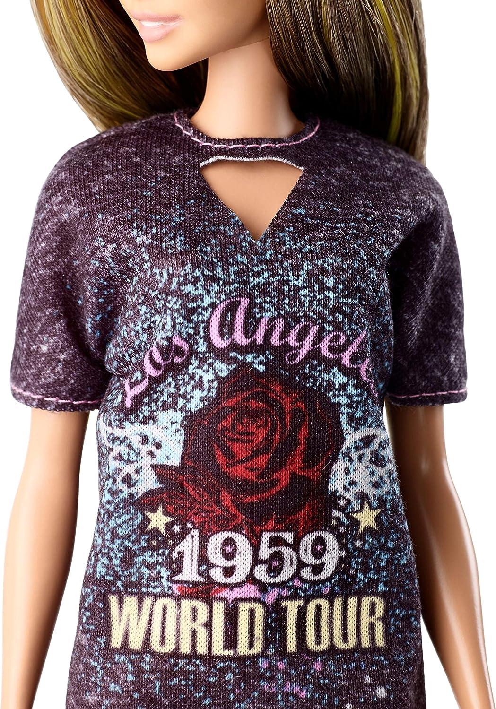 Fashionistas #87 Los Angeles World Tour 1959 Barbie Doll
