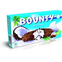 Barres glacées Bounty - 6 x 39,1 g