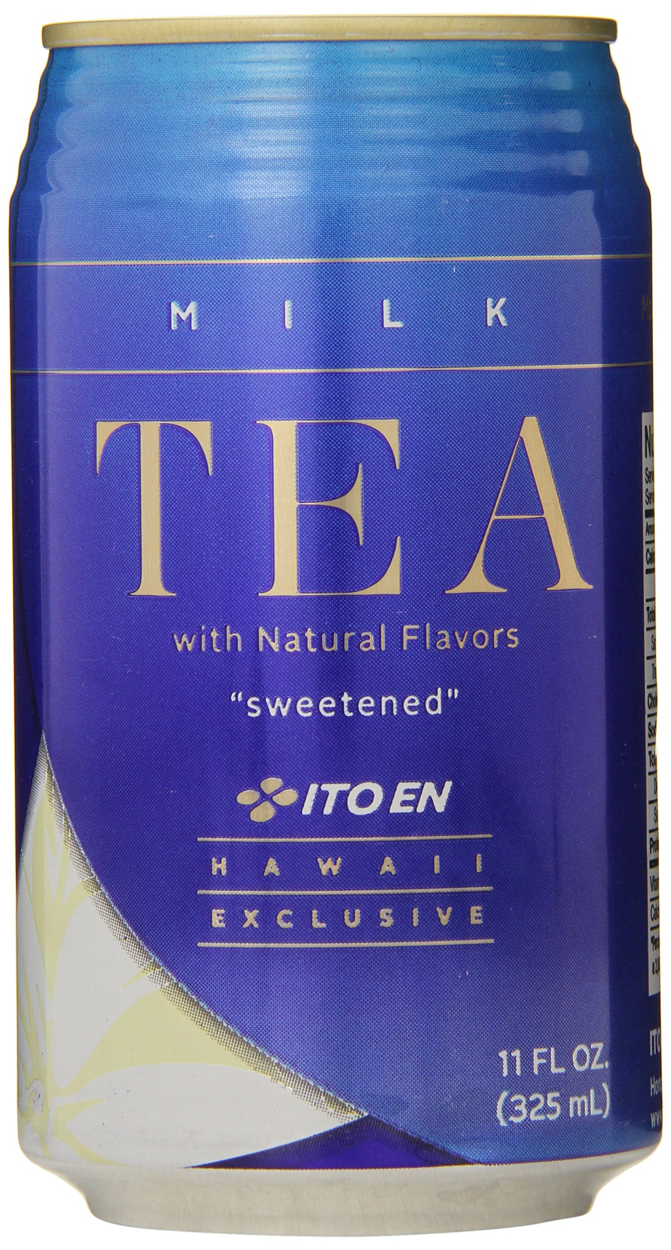 Ito EN Milk Tea, 11 Ounce (Pack of 24) by Ito En