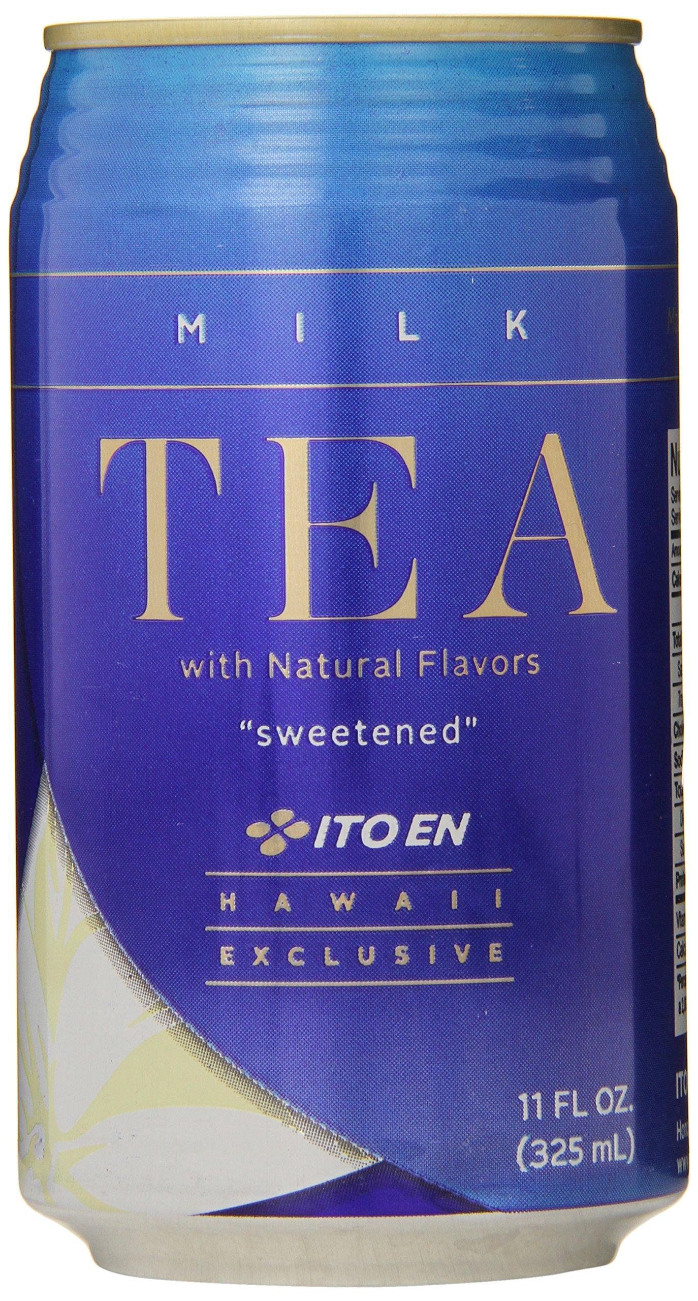 Ito EN Milk Tea, 11 Ounce (Pack of 24) by Ito En (Image #1)