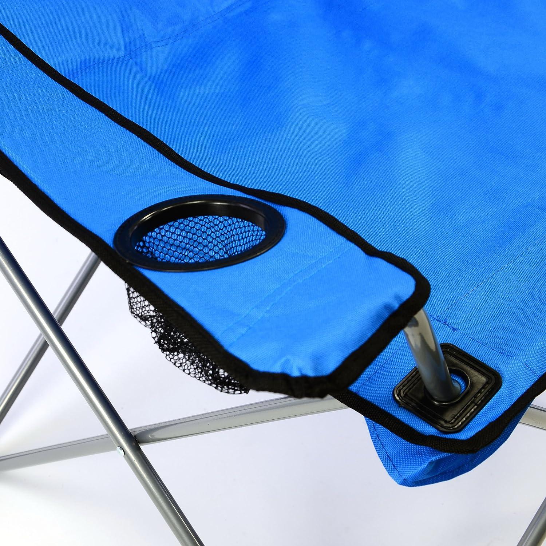 Tavolo da campeggio pieghevole con portabibite Portal Outdoors portata: fino a 30 kg portatile