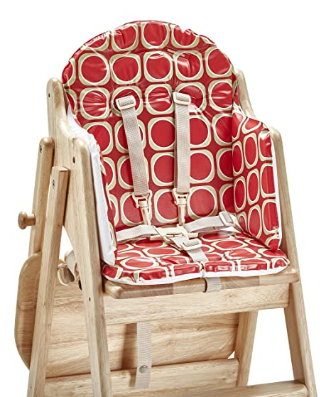 East Coast Nursery Ltd - EAST COAST Highchair Insert Cushion (Watermelon)