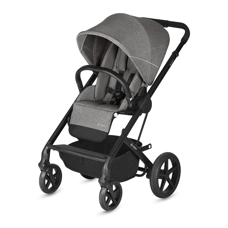 CYBEX Balios S Stroller, Manhattan Grey