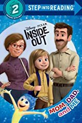 Mom, Dad, and Me (Disney/Pixar Inside Out) (Step into Reading) Kindle Edition