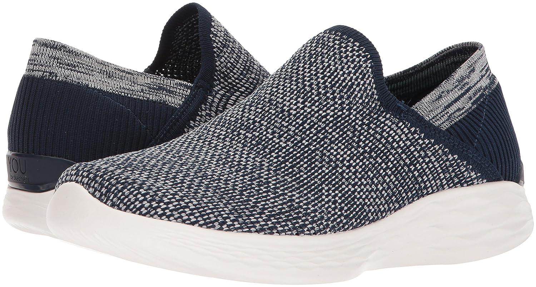 Skechers Women's You-14958 Sneaker B0721DBKGM US Navy/White 10 B(M) US Navy/White B0721DBKGM df2424