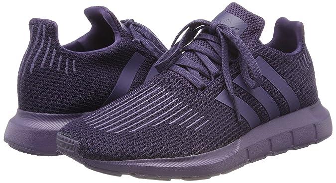 Amazon.com | adidas Womens Swift W Running Shoes, Black | Fashion Sneakers