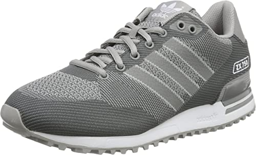 adidas Zx 750, Sneakers Basses homme, Gris (Grey (Mgh Solid