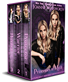 Princesses of Myth: A Young Adult / New Adult Fantasy Collection (Books 1, 2, & 2.5)