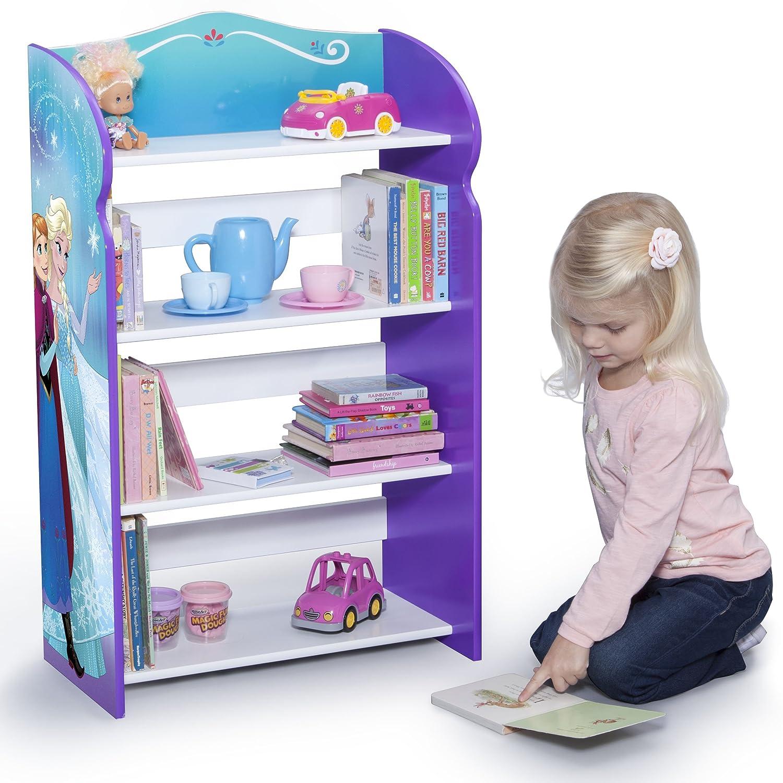 Delta Children Fl86892Fz Libreria in Legno Multicolore 51x26x84 cm