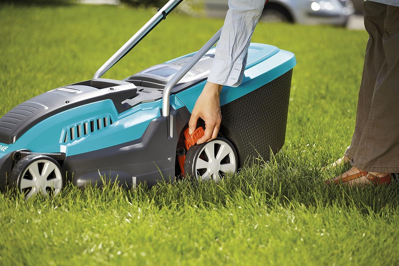 Gardena PowerMax 34 E - Cortacésped eléctrico Gardena ...