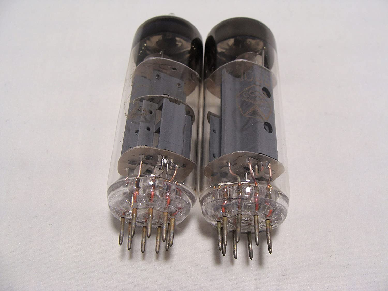 Russian Vacuum Tube Valve 6f5p 6gv8 Ecl85 Nos 6pcs Diodes Musical Instruments