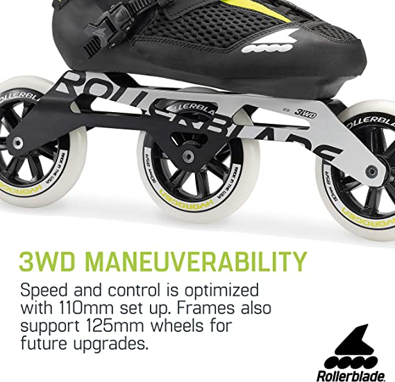 Amazon.com: Rollerblade Endurace Elite 110 - Patines en ...