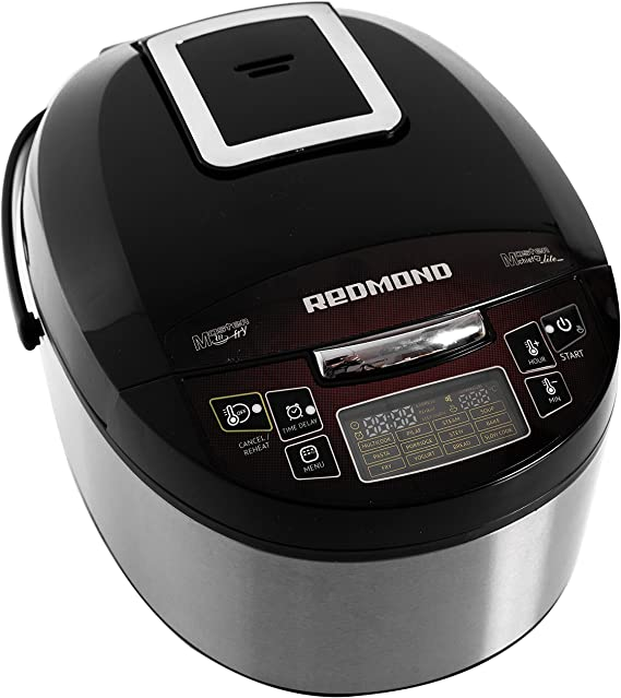 Redmond RMK-451E - Robot de cocina (40 programas, 1000 W), color ...