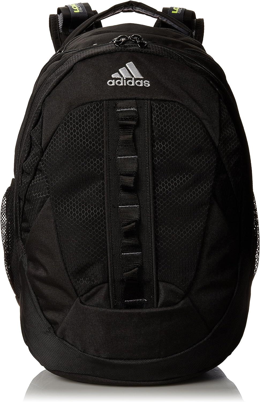adidas Ridgemont Backpack, Black, 19 x 14 x 14-Inch