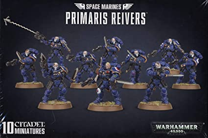 Buy Warhammer 40k Space Marine Primaris Reivers Online at