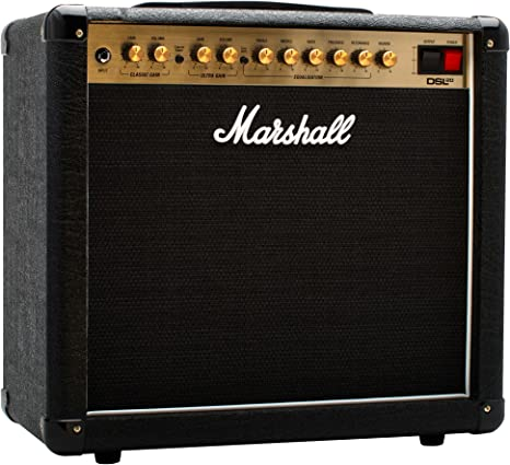 Marshall dsl20c 20w Combo Amplificador de Guitarra: Amazon.es ...