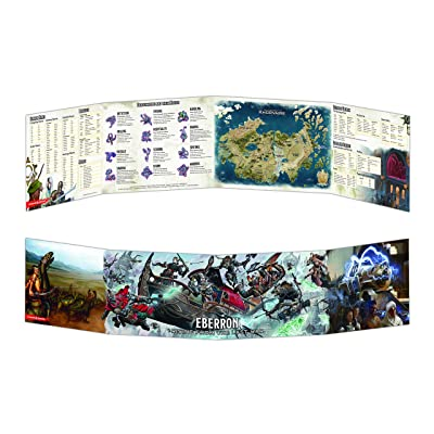 Dungeons & Dragons: Eberron DM Screen: Toys & Games