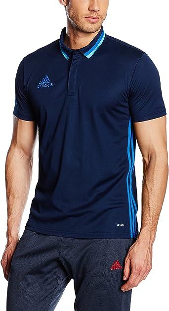adidas Condivo 16 CL Poloshirt Polo, Hombre: Amazon.es: Ropa y ...