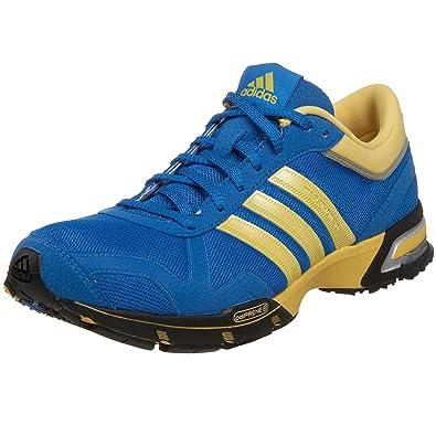 adidas Hombre Zapatillas de Marathon 10 m (Black): Amazon.es: Zapatos y complementos